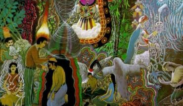 Ayahuasca dessin effet psychedelique