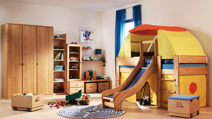 les 20 plus belles chambres d enfants qui font r ver le petit shaman. Black Bedroom Furniture Sets. Home Design Ideas