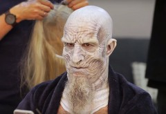 Makeup marcheur blanc game of thrones