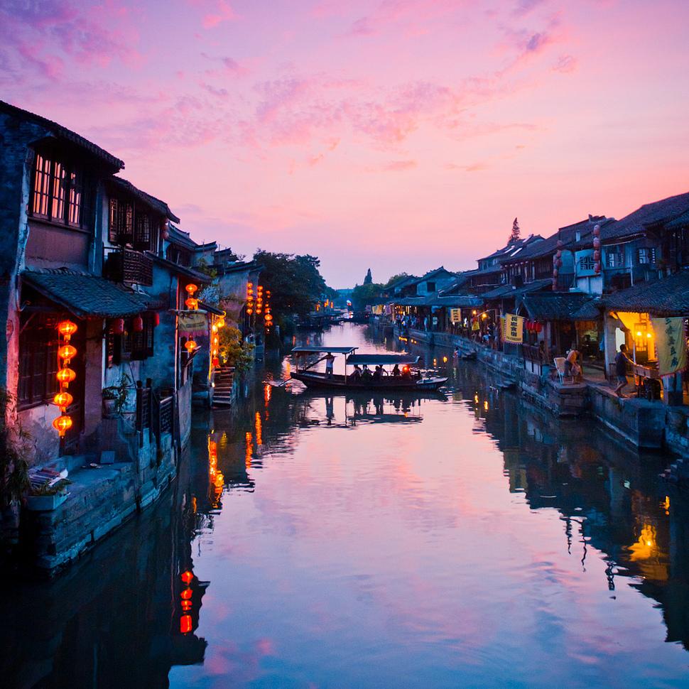 Xitang, en Chine