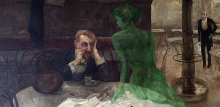 absinthe La vénérable fée verte