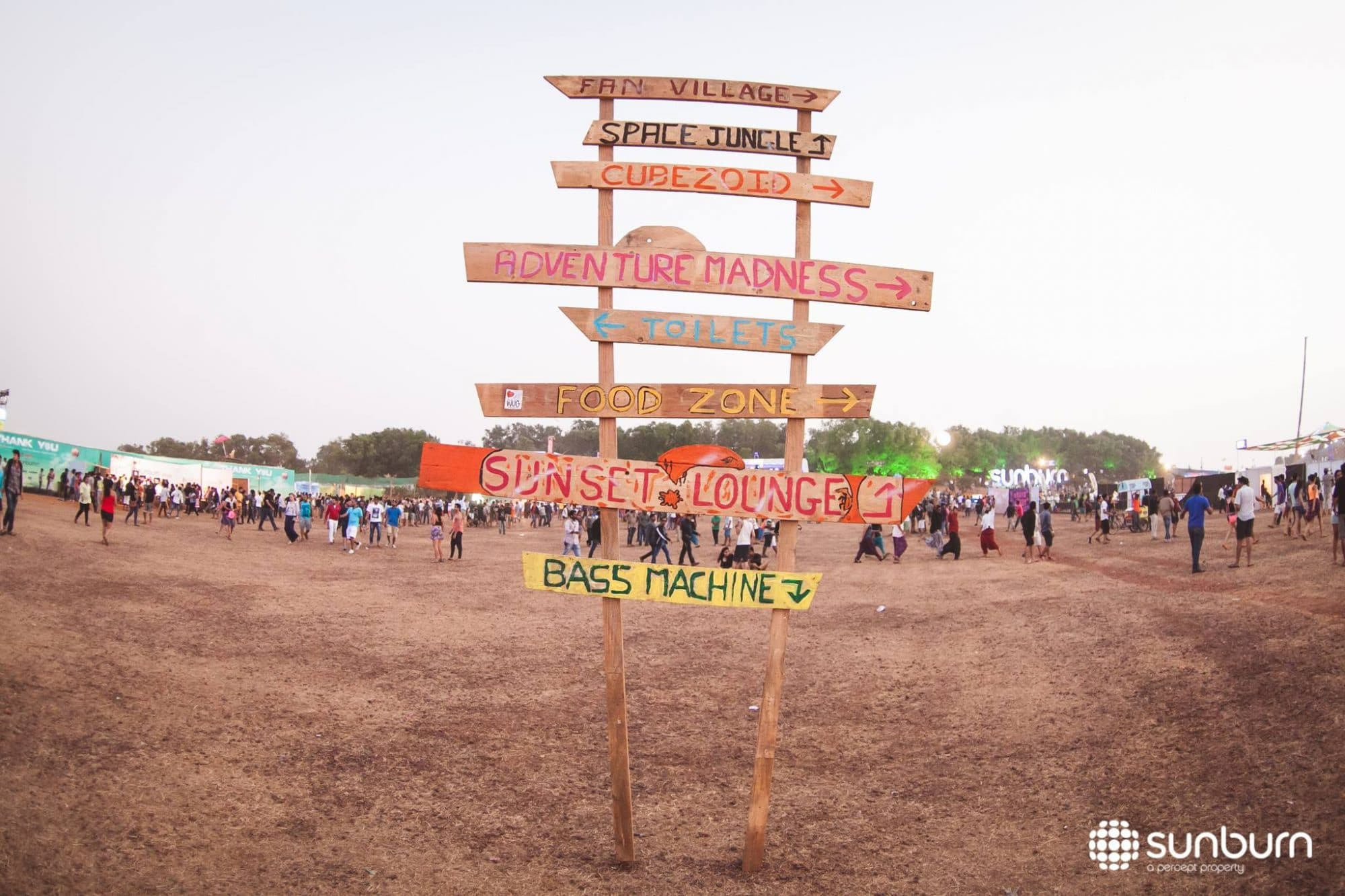 Sunburn goa 2013