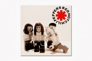 Red hot lego