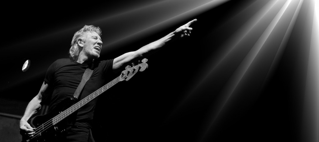 Roger waters dans the endless river