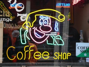 Colorado usa coffee shop