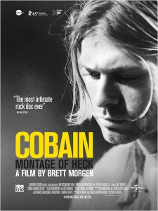 Documentaire Cobain Montage Of Heck Affiche