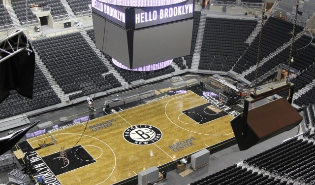 Brooklyn Nets racheter par les qataris