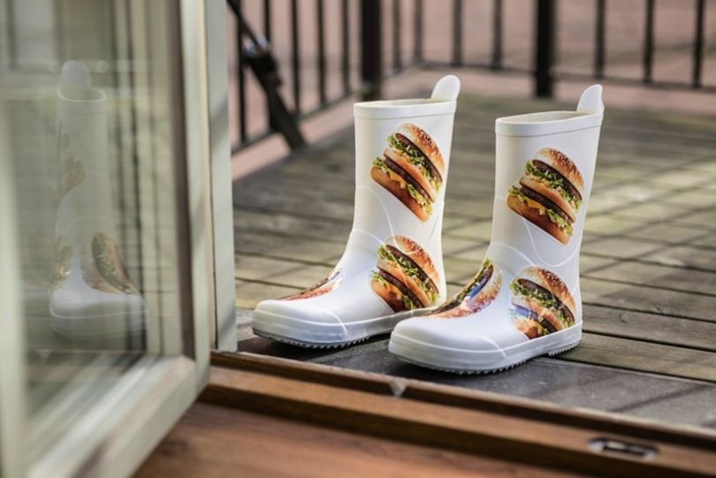 Botte McDo Collection 2015