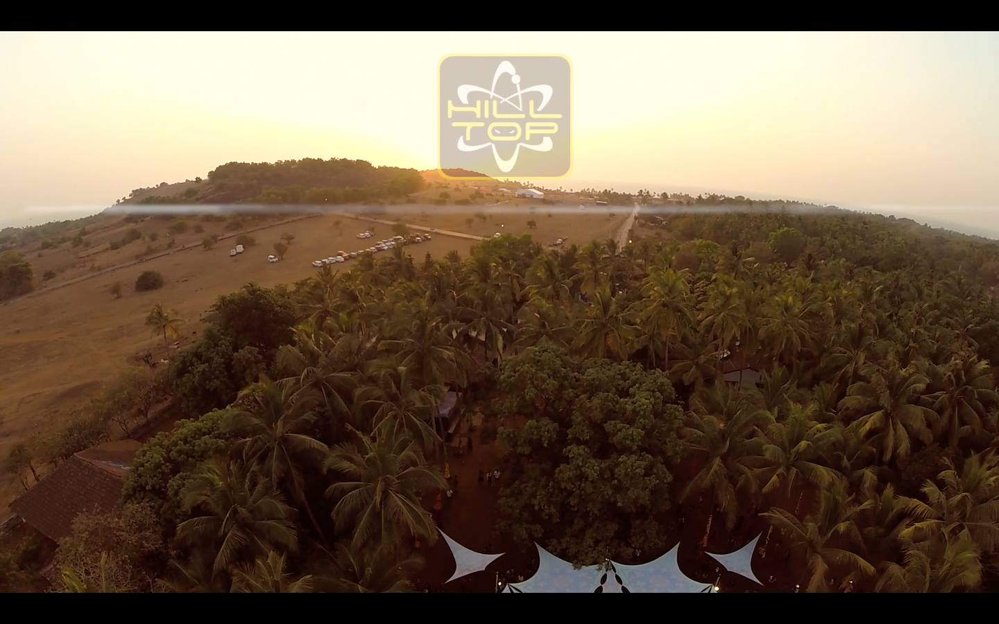 Hill top festival à Goa 2016 - 2015