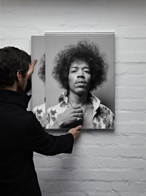 Exposition paris france sur jimy hendrix