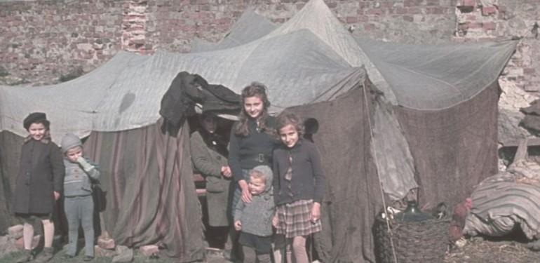 Pologne Ghetto juif Ktuno