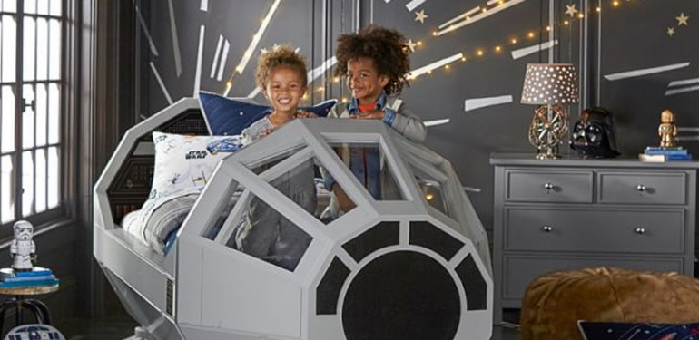 Star Wars vaisseau faucon millenium