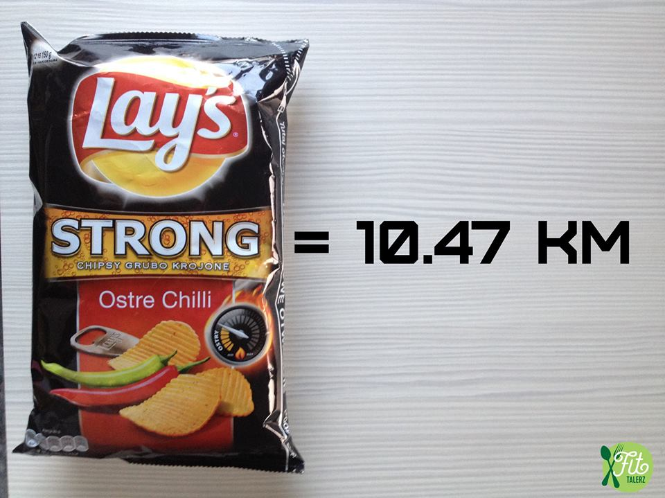 Chips Lays calorie