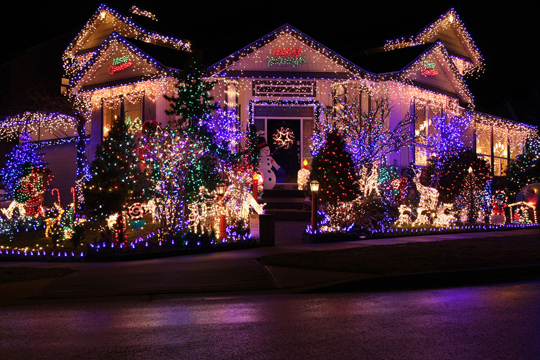 White Pearl Christmas Lights