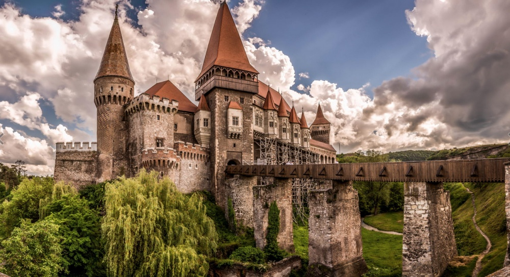 Les plus beaux paysages de la Roumanie