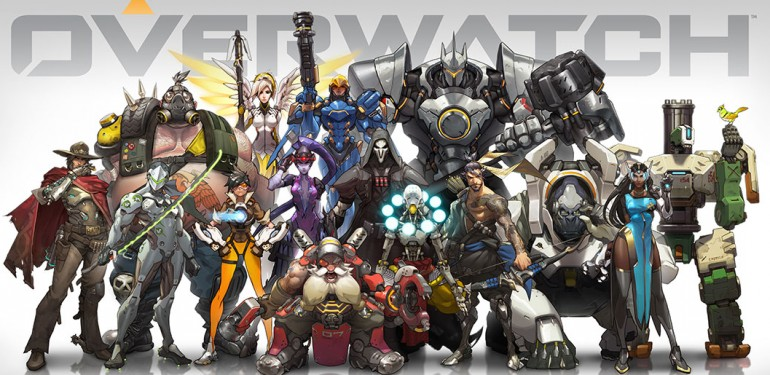 Overwatch le FPS de Blizzard