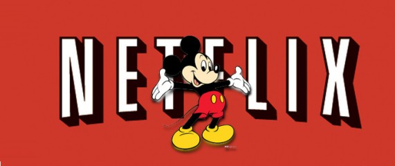 Disney en exclusivité Netflix
