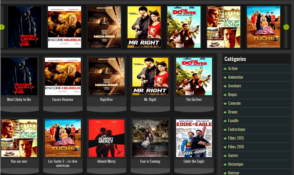 Films adultes en streaming gratuit