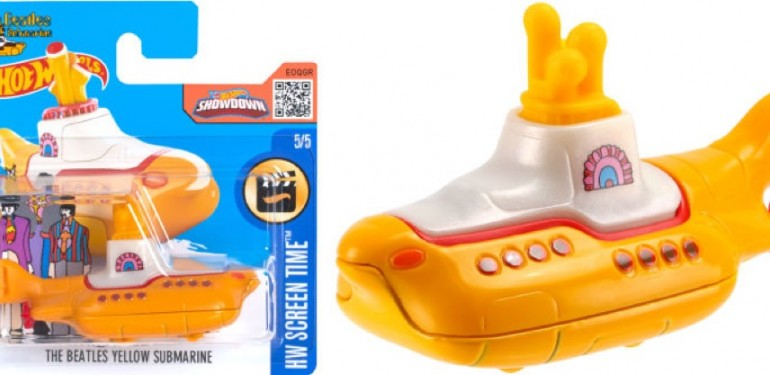 Yellow Submarine des Beatles