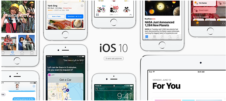 ios 10 apple