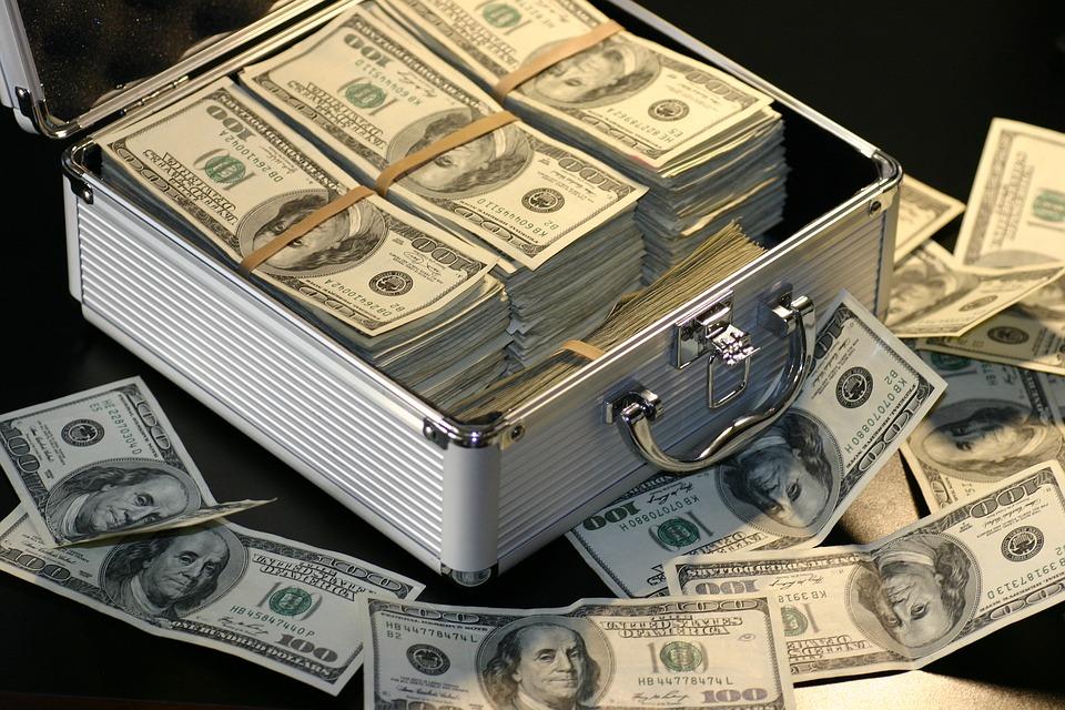 argent braquage de casino