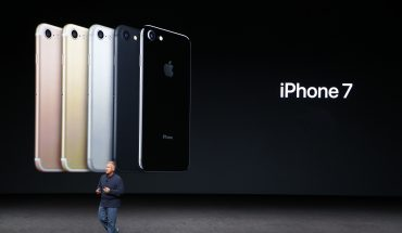 Keynote iphone 7