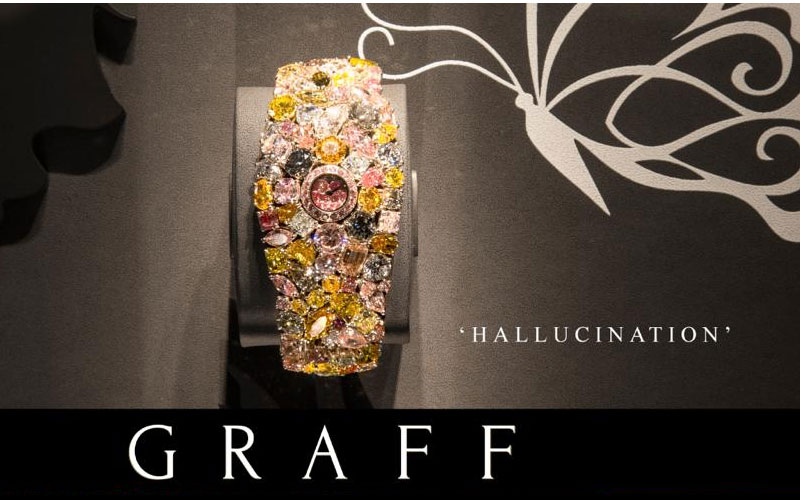 Hallucination » de Graff Diamonds