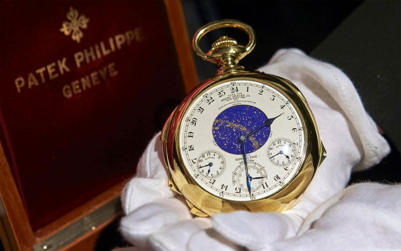 La montre Patek Philippe Supercomplication Henry Graves