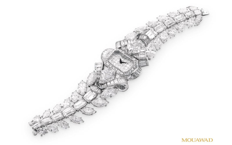 La montre Snow White Princess Diamond Watch de Mouawad
