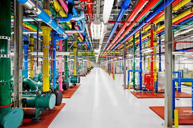 La Data Center de Google
