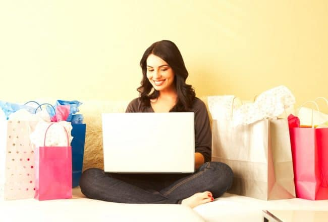 Faire du Shopping en ligne