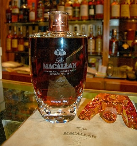 Macallan 55 Year Old