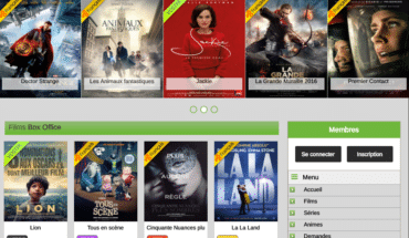 VoirFilms pour du Torrent ou streaming