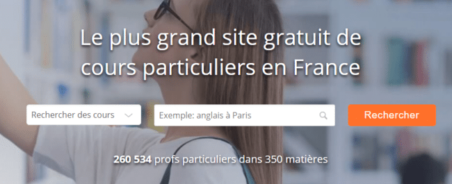 cours particulier