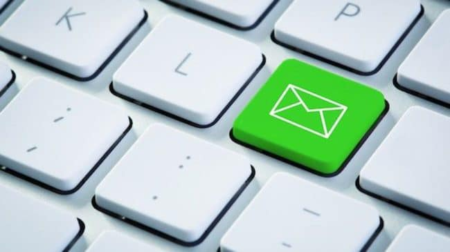 emailing get email