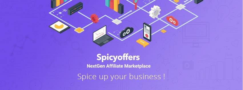 plateforme d'affiliation Spicyoffers