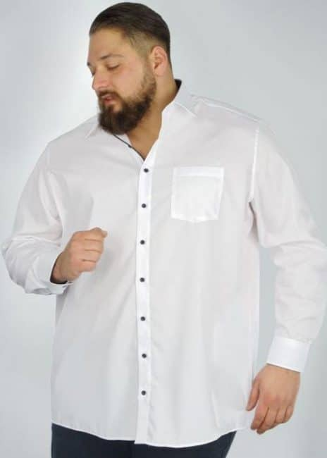 grande taille chemise homme