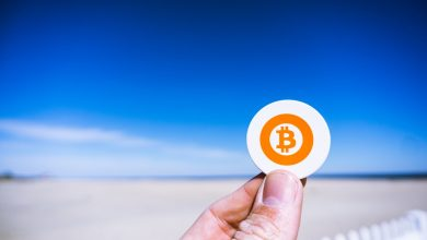 bitcoin coin logo photo