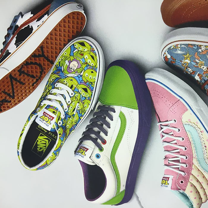 sneakers Toy Story